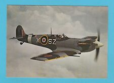 AEROPLANES -  AFTER THE BATTLE POSTCARD  -  SPITFIRE  AEROPLANE  -  CARD  P 100