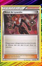 Atout de Lysandre - XY4:Vigueur Spectrale - 99/119-Carte Pokemon Neuve Française