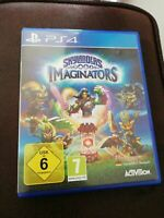 EXCELLENT  CONDITION ( SKYLANDERS - IMAGINATORS ) BRILL  PS4  GAME