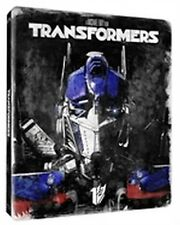 Transformers - Edizione Limitata (2 Blu-Ray Disc - SteelBook)