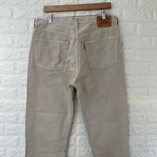 Vintage LEVI'S 501 Jeans Mens Denim Classic Straight Leg W38 L30