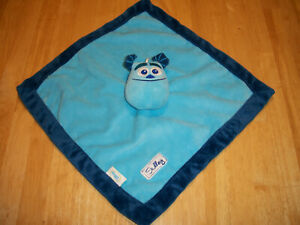 Sulley Monster's Inc Security Blanket Disney Baby Lovey