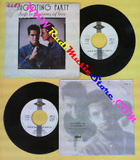 LP 45 7'' SHOOTING PARTY Safe in the arms of love 1988 italy PWL no cd mc dvd *