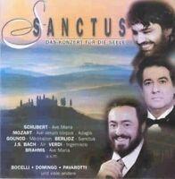 Sanctus-Das Konzert für die Seele (DG/Polystar, 1965-96) Andrea Bocelli, .. [CD]