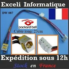 Conector CABLE jack dc dw087 Packard Bell TR87-BT-010UK TR87-BT-010
