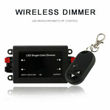 Wireless Rf Remote Controller Dimmer Switch for Single Color Led Strip Lights