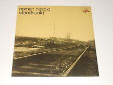 Nomen Nescio - LP - Standpunkt - Private Xian Prog. Krautrock