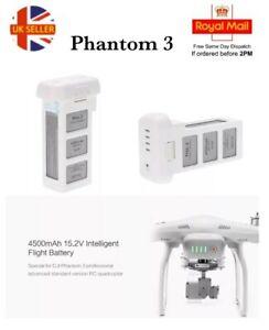 Lipo battery for DJI phantom 3  Brand new UK Stock 🇬🇧 Seller fast dispatch
