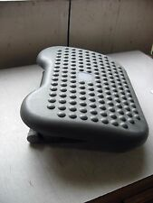 Used Rubbermaid/Kantec Height-Adjusting Tilting Footrest, massage while you rest
