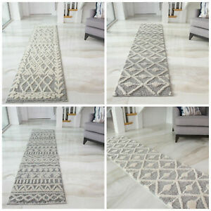 Long Runner Rugs Traditional Carved Grey Hallway Runners Quality Carpet Runner