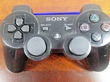 Sony Playstation 3 Black Dualshock 3 Wireless Controller Remote PS3 CECHZC2U