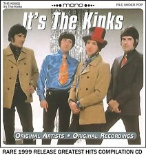 The Kinks - Very Best Greatest Hits Compilation - RARE 1999 CD 60's