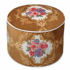 OctoRose Soft Velvet Bean Bag Sofa Foot Rest Chair Stool Ottoman Cover or fill