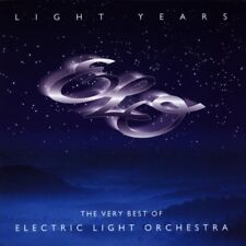 LIGHT YEARS THE VERY BEST OF ELECTRIC LIGHT ORCHESTRA CD NEU