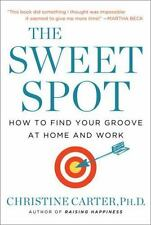 The Sweet Spot: How to Find Your Groove at Home and Work, Good Books