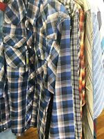 Wrangler ~ Boys ~ Dress Western Shirts