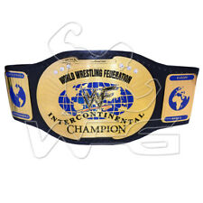 WWF World Wrestling Federation Intercontinental Championship  Replica belt wwe