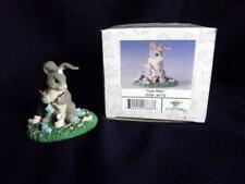 Fitz & Floyd Collectible ~ Charming Tails ~ Guess What! ~ 89/714 ~ New In Box