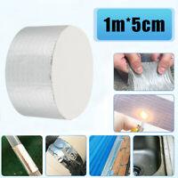 Super Strong Waterproof Tape Aluminum Foil Magic Repair Adhesive Tape Butyl Seal