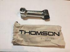 THOMSON ELITE - 5 X 140X 26.0 STEM - SILVER