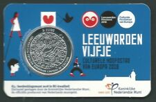 Coincard Leeuwarden vijfje 2018 in BU kwaliteit Europese culturele hoofdstad