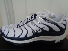 Nike Air max 97 / plus trainers shoes AH8144 100 uk 8.5 eu 43 us 9.5 NEW+BOX