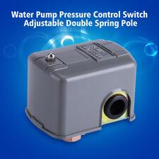 Interrupteur de commande de pression de pompe à eau Réglable 110/230V Pressostat