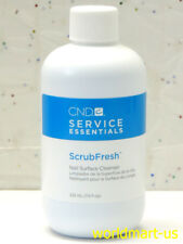 CND Shellac Service Essentials ScrubFresh 222ml-7.5fl.oz Cleanser Scrub Fresh
