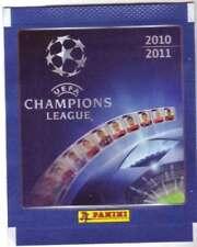 3 BUSTINE PANINI   -  CHAMPIONS LEAGUE 2010 - 2011