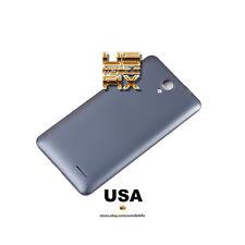 For ZTE Z832 Sonata 3 Cricket LOGO Battery Back Cover Door Repair Part BLUE