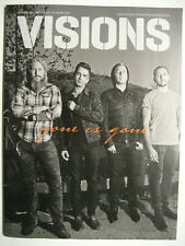 VISIONS 2017 # 286 GONE IS GONE OPETH SEPULTURA SOCIAL DISTORTION ABO-COVER
