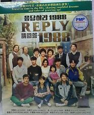 Korean Drama DVD: Reply 1988 (2016)_Good English Subtitle_R3_FREE SHIPPING