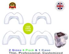 5 x BRITX Dental Mouth Guards for Bruxism teeth Night Guard,Grinding Teeth,TMJ