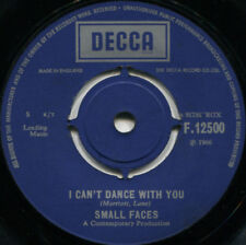 SMALL FACES*I CAN'T DANCE WITH YOU*DECCA*MOD*TOP COPY