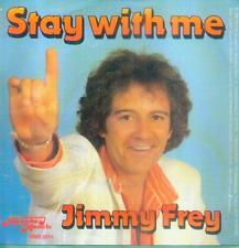 """7"""" Jimmy Frey/Stay With Me (NL)"""