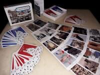 carte da gioco tipiche regionali versione in materano del Mercante in fiera
