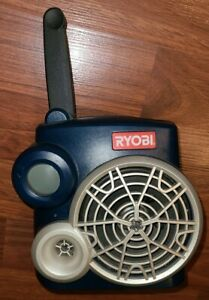 NICE Ryobi 18V One+ System P740 FM Radio / Auxiliary Input Portable Speaker L@@K
