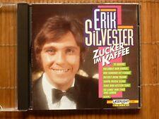 CD Zucker im Kaffee - Erik Silvester, Best of, neuwertig