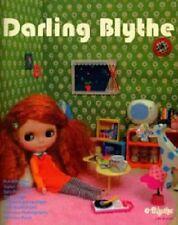 Darling Blythe 2006 / Japan Doll Book w/Sewing Pattern Bilingual