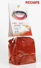 Peperoncino di Calabria in polvere Piccante senza additivi e conservanti 100 g