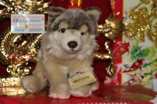 WEBKINZ SIGNATURE TIMBER WOLF-WITH SEALED/UNUSED CODE/TAG-RETIRED-NICE GIFT