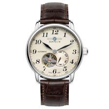 Zeppelin Reloj De Hombre 7666-5 Automatic SERIE LZ127 Graf Zeppelin