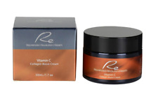 Re Vitamin C Collagen Boost Face Cream_Antioxidant, Elasticity, Hydration - 50mL