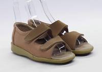 Clifford James Womens UK Size 5 Brown Sandals
