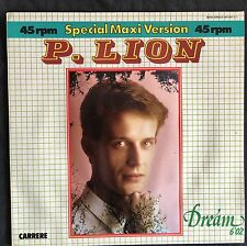 "P. Lion ‎12"" Dream - Germany (VG+/M)"