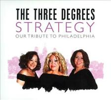 THE THREE DEGREES - STRATEGY: OUR TRIBUTE TO PHILADELPHIA NEW CD