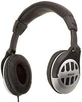 Inland Dynamic Headphones Padded Over Head Stereo - Black (87050)™