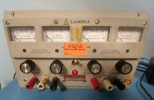 Lambda LPD-425A-FM Dual Regulated Power Supply 0-250V / 0.13A