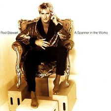 A Spanner in the Works by Rod Stewart. CD (1995, WB)