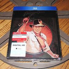 NEW Blu-ray Exclusive Ltd Ed METALPACK Target INDIANA RAIDERS LOST ARK Steelbook